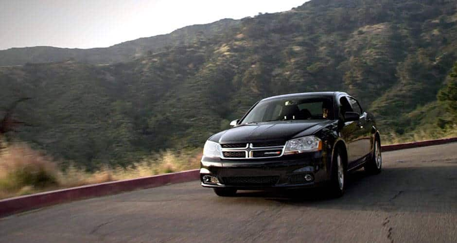 2014 Dodge Avenger Sioux City IA  Lease New Dodge MidSize Family