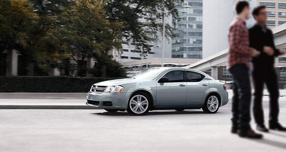 Lease a 2014 Dodge Avenger For Sale at Pomoco Chrysler Dodge Jeep RAM of Hampton's Dealership near Norfolk VA