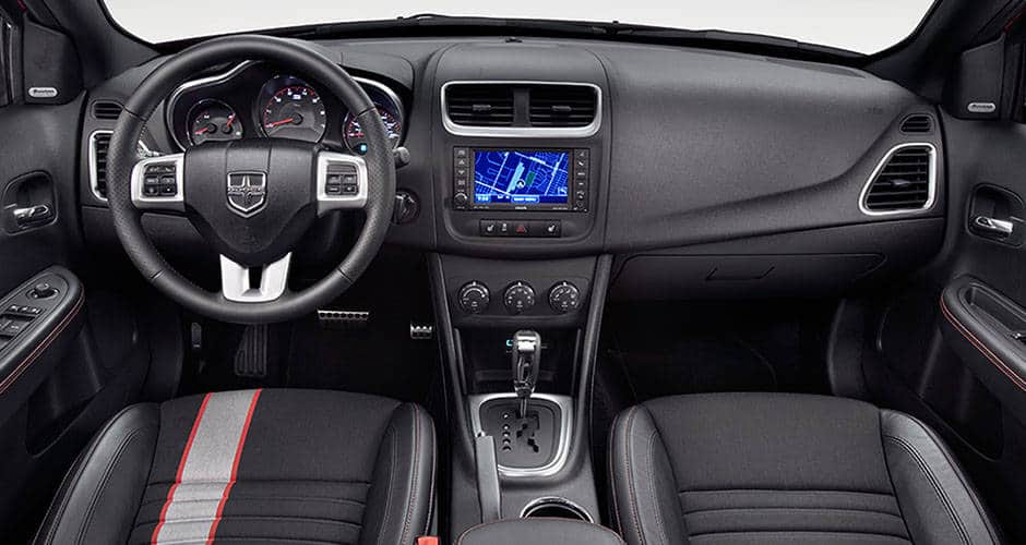 2014 Dodge Avenger Interior. U0027