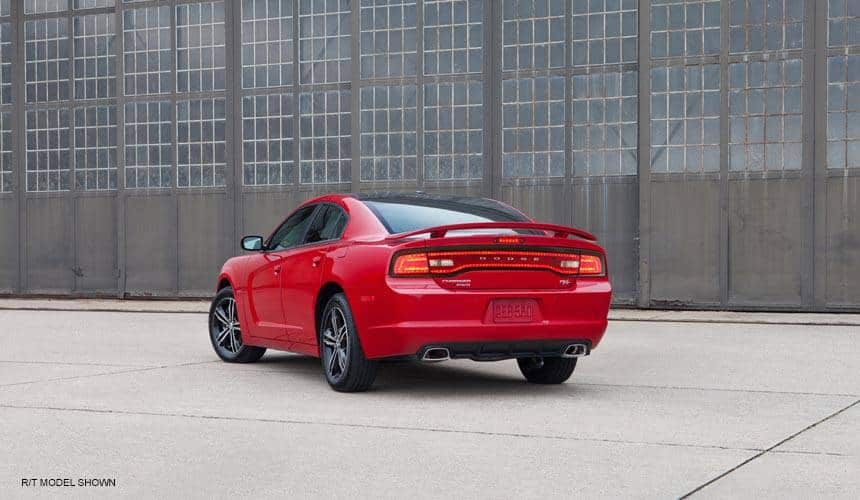 1 7 - Dodge Charger 2014 Red