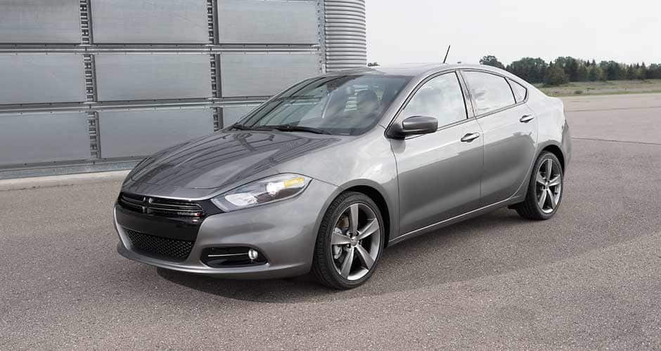 Kernersville Chrysler Dodge Jeep Ram >> Used Dodge Dart vs Used Ford Focus comparison review by ...