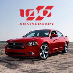 2014 Dodge Charger 100th Anniversary Special Edition