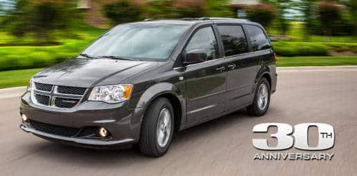 Dodge Grand Caravan 30th Anniversary