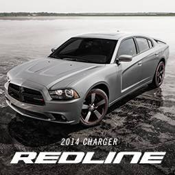 Dodge Charger SXT Redline