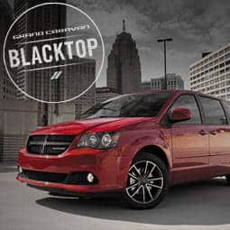 Dodge Grand Caravan Blacktop®