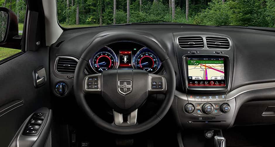 2015 Dodge Journey For Lease Near Trenton, New Jersey. Interior