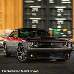 Dodge Challenger R/T Classic Package