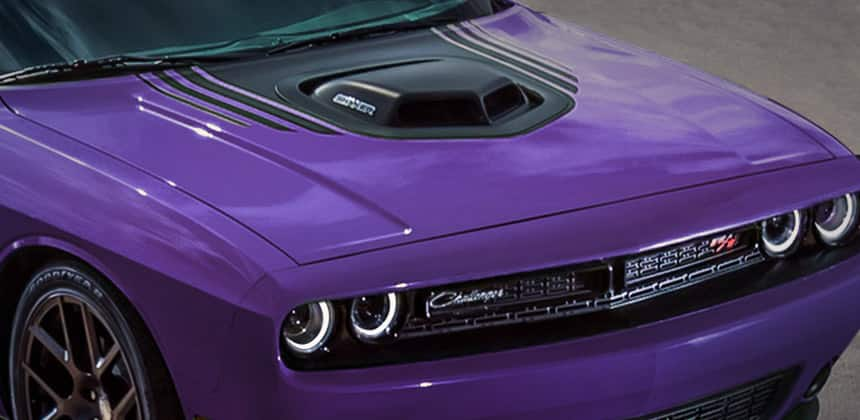 2016 Dodge Challenger Iconic Muscle Car Exterior