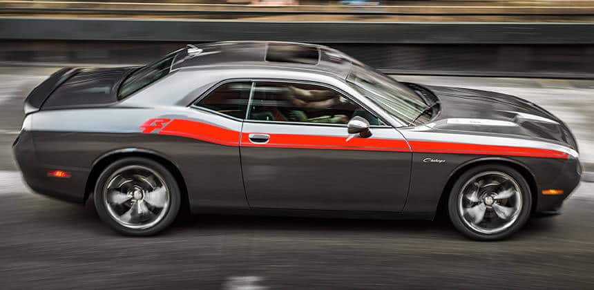 2016 Dodge Challenger Sxt Plus >> 2016 Dodge Challenger - Iconic Muscle Car Exterior