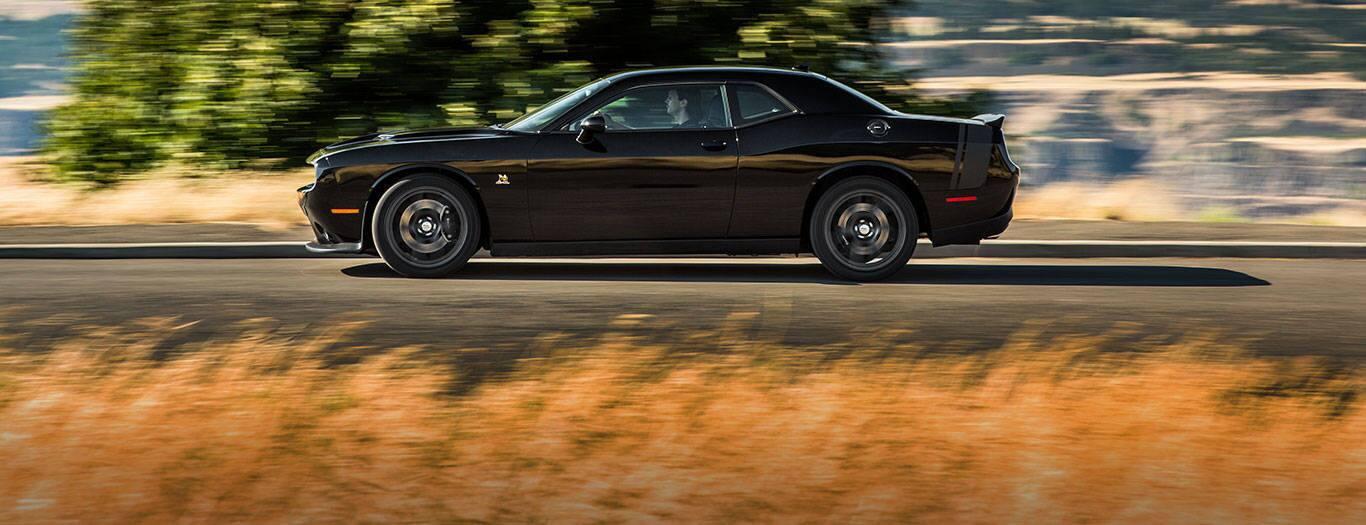 2016 Dodge Challenger - Fuel Efficient HEMI Engine