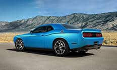 2016 Dodge Challenger SXT Plus in B5 Blue