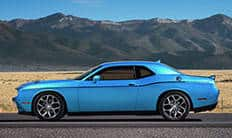 2016 Dodge Challenger SXT Side View