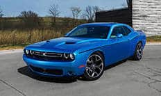 2016 Dodge Challenger SXT Plus Front View