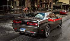 2016 Dodge Challenger R/T Plus Taillamps