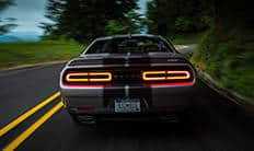 2016 Dodge Challenger SRT 392 Taillamps