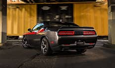 2016 Dodge Challenger R/T Plus Rear View