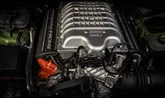 2016 Dodge Challenger HEMI SRT Hellcat V8 Engine