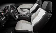 2016 Dodge Challenger Front Seats