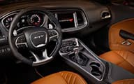 2016 Dodge Challenger SRT Interior