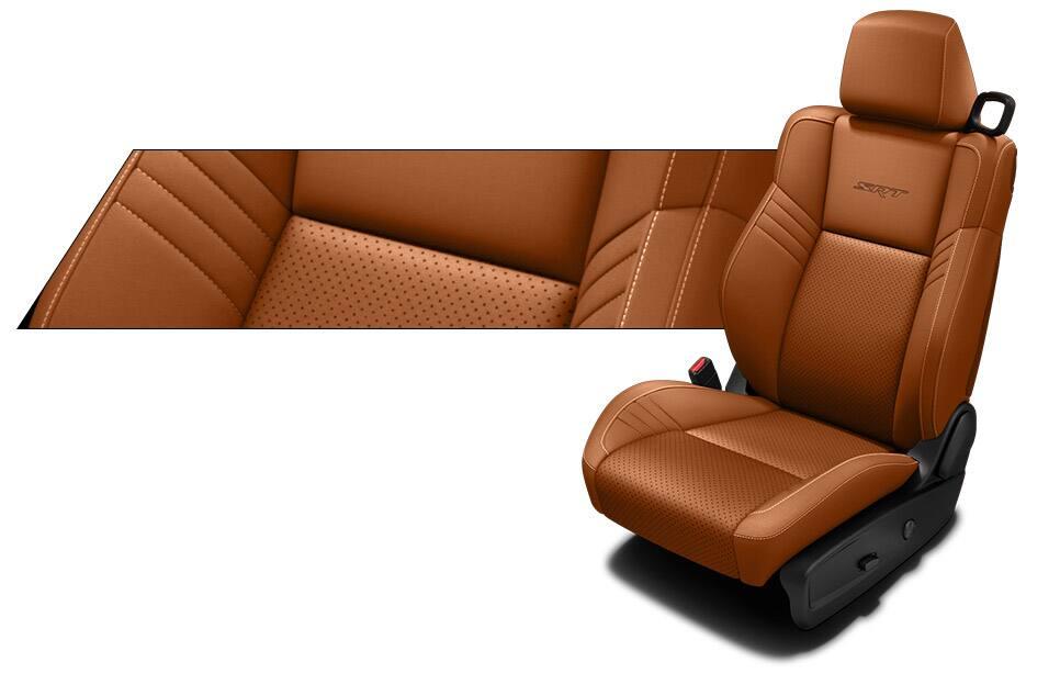 2016 dodge challenger sepia laguna leather seat - 2015 Dodge Challenger Srt Hellcat Sepia Laguna Leather