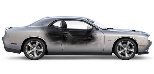 2016 dodge challenger interior seating - Dodge Challenger 2015 Exterior