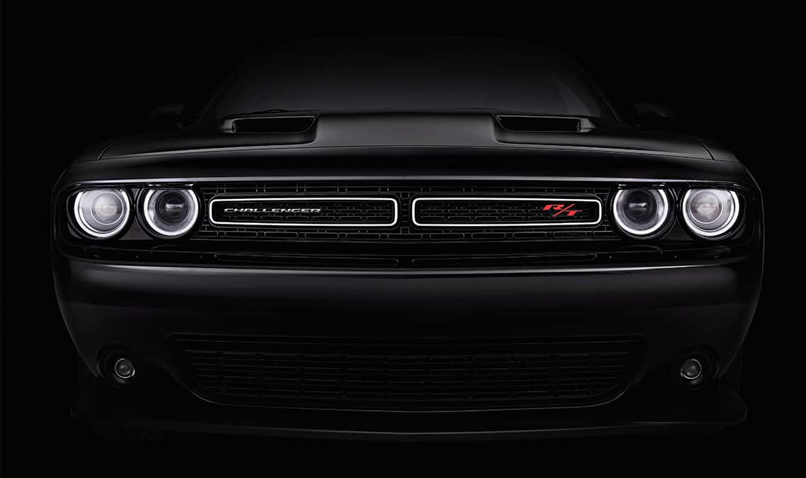 2016 Dodge Challenger R/T Headlamps