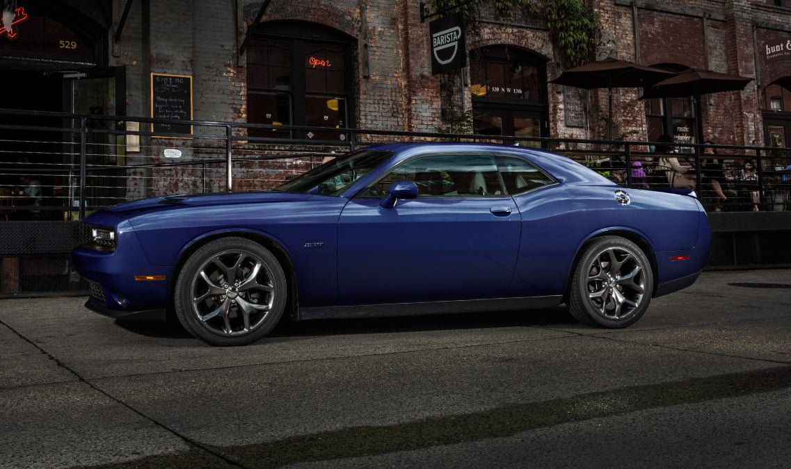 2016 Dodge Challenger R/T Differential