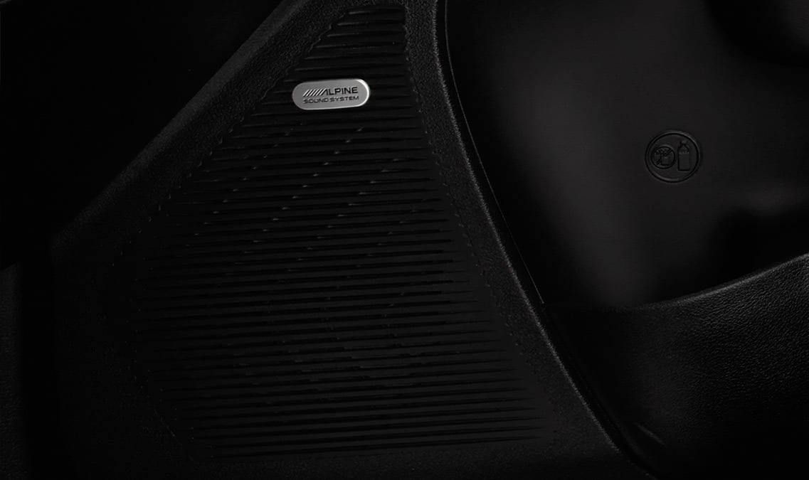 2016 Dodge Challenger R/T Speakers