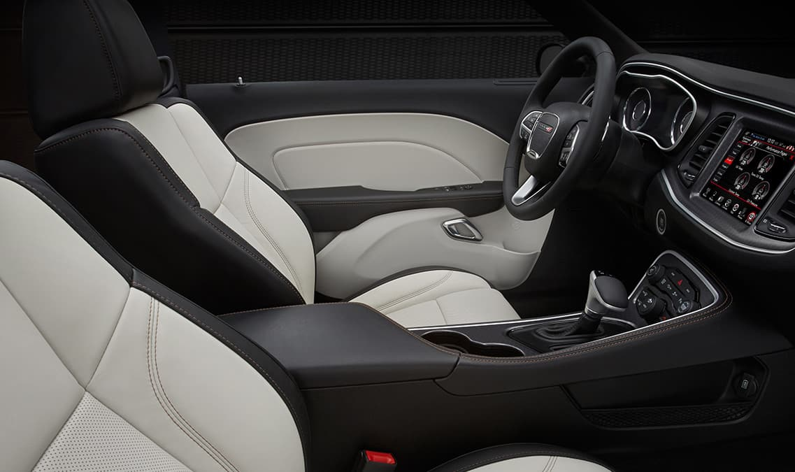 2016 Dodge Challenger R/T Plus Leather Seats