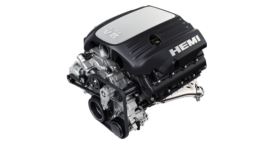 2016 Dodge Challenger R/T Plus V8 Engine