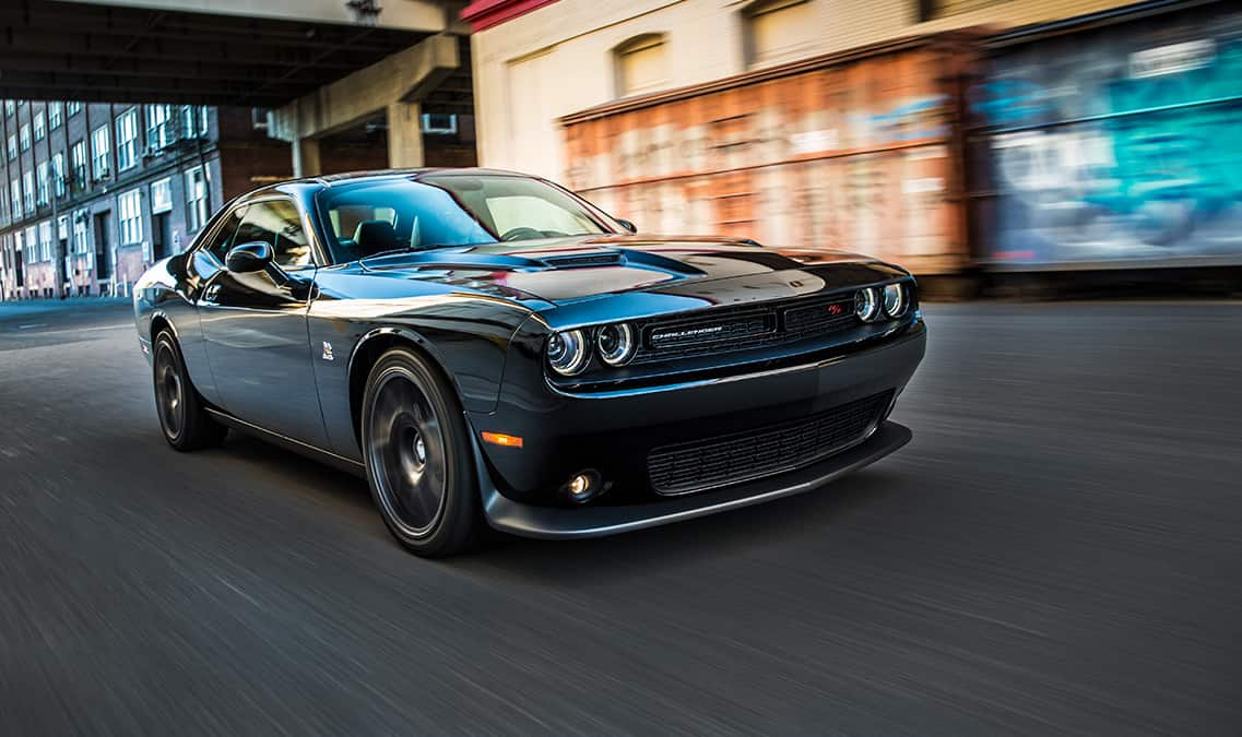 2016 Dodge Challenger R/T Scat Pack Front View