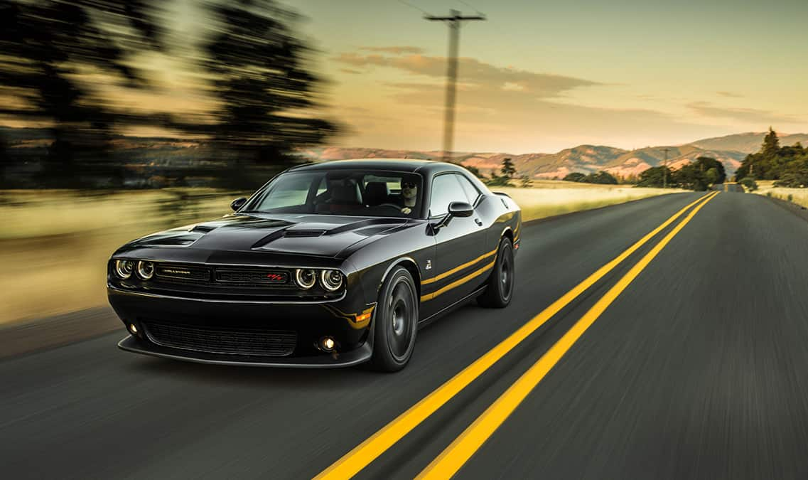 2016 Dodge Challenger R/T Scat Pack Suspension