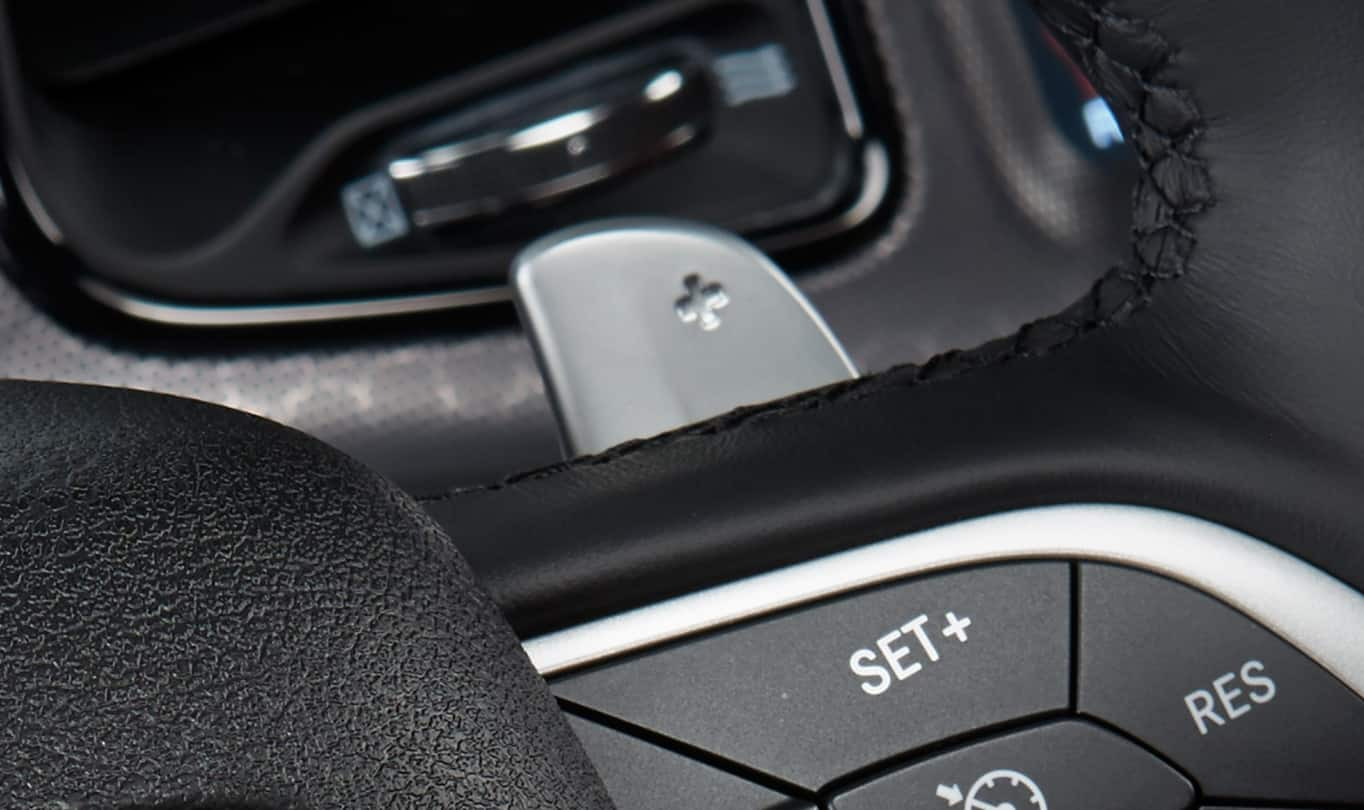 2016 Dodge Challenger R/T Shaker Paddle Shifters