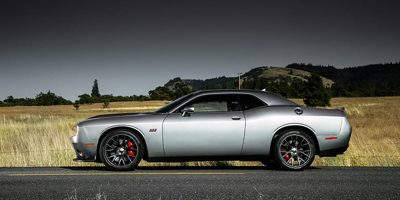 2016 Dodge Challenger SRT 392 Side View