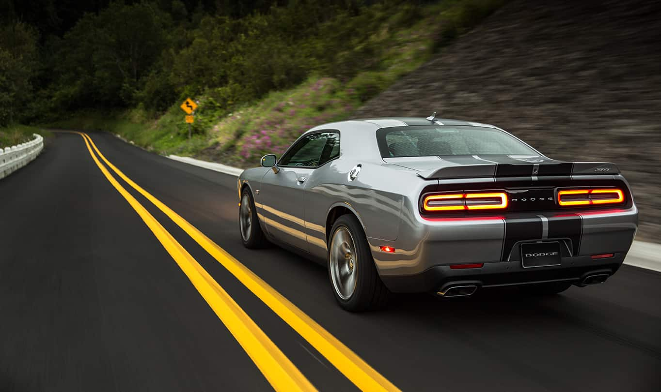 2016 Dodge Challenger SRT 392 Active Valve Exhaust