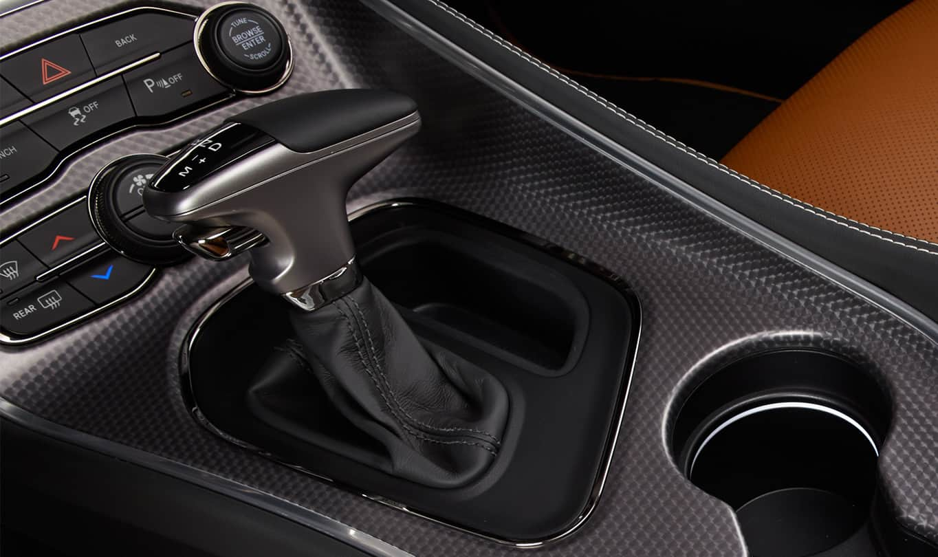 2016 Dodge Challenger SRT Hellcat Interior Accents