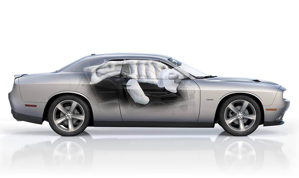 2016 Dodge Challenger SXT Airbags