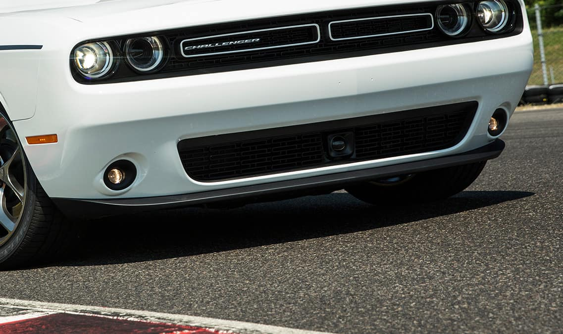 2016 Dodge Challenger SXT Plus Fog Lamps