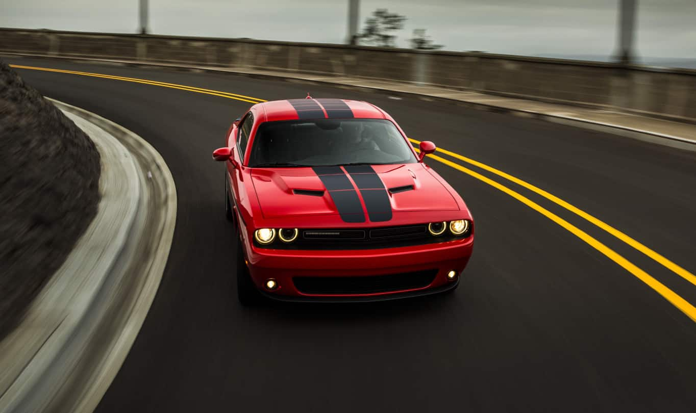 2016 Dodge Challenger SXT Plus Blacktop