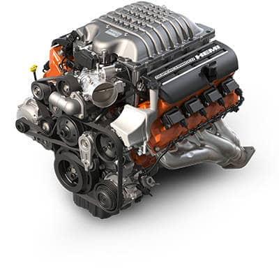 2016 Dodge Challenger Hemi V8 Engine Performance