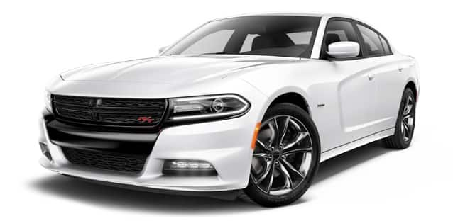2016 dodge charger bright white front - White Dodge Charger