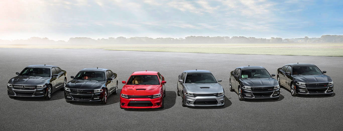 2016 Dodge Charger Special Edition Packages