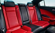 2016 Dodge Charger Plus Folding Rear Seats - Thumb