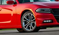 2016 Dodge Charger Premium 20 Inch Polished Aluminum Wheels - Thumb