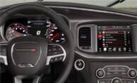 2016 Dodge Charger Premium Front Dashboard - Thumb