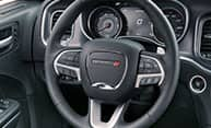 2016 Dodge Charger Premium Steering Wheel - Thumb
