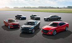 2016 Dodge Charger Lineup