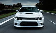 2016 Dodge Charger SRT Hellcat Front View Profile