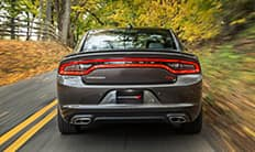 2016 Dodge Charger Dual Exhaust