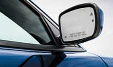 2016 Dodge Charger Heated Exterior Mirrors